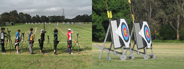 Yarra Bowmen Archery Club Visitors